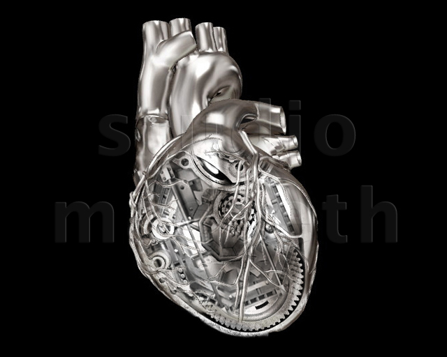 mechanical heart 2